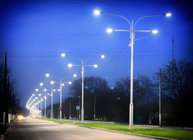 Мэр – о планах освещения въездов в Измаил