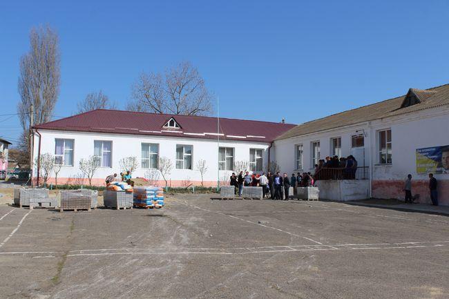 Сельская школа в Ренийском районе получила миллион гривен