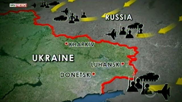 Российская армия на границе с Украиной готова к континентальной войне, - СНБО