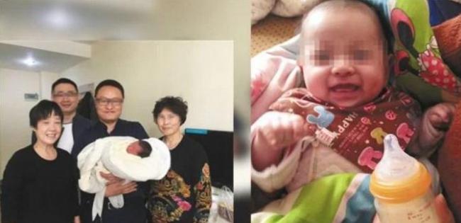 В Китае младенец появился на свет через четыре года после смерти его родителей