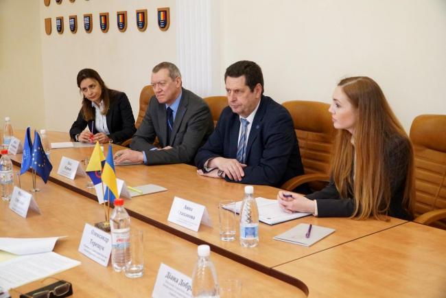 У регионального представительства Консультативной миссии ЕС в Одессе появился координатор