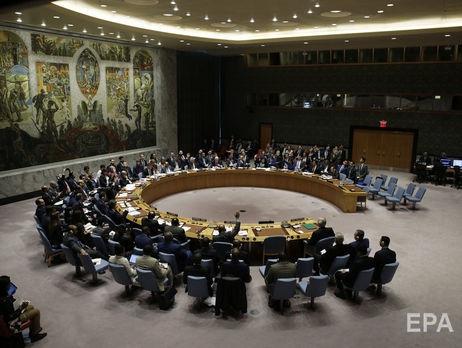 США, Великобритания и Франция внести в ООН новый проект резолюции по ситуации в Сирии