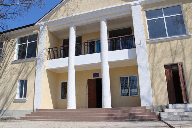 В Измаильском районе реставрируют сельский дом культуры