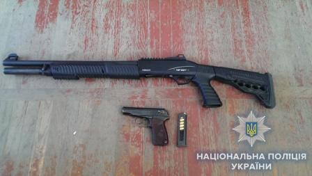 Жители Измаильщины сдают незарегистрированное оружие