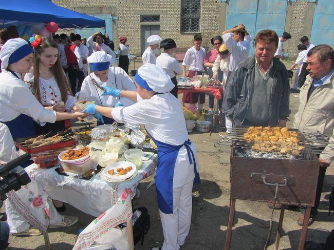 Фестиваль бессарабской кухни