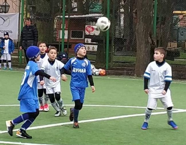 Детско-юношеская футбольная лига на старте!