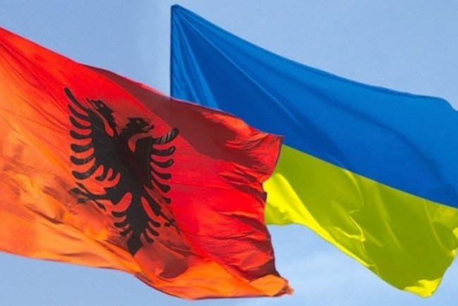 25-летию установления дипломатических отношений Украины и Албании посвящается