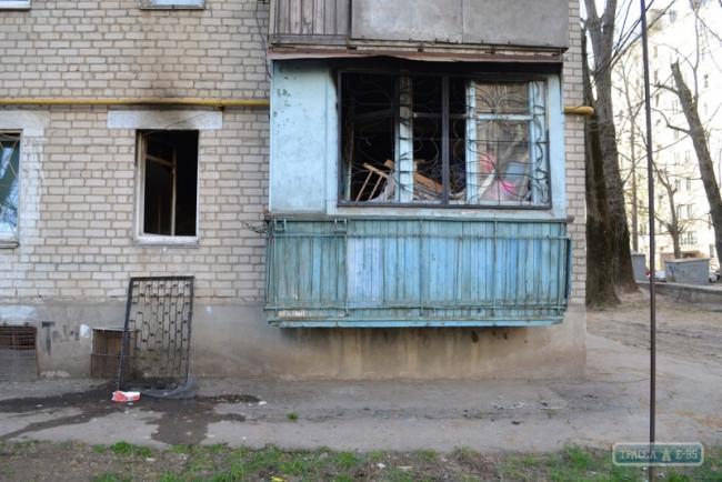 Один ребенок умер и трое пострадали при пожаре на поселке Котовского в Одессе