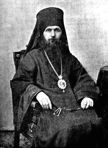 Седьмое небо архиепископа Неофита
