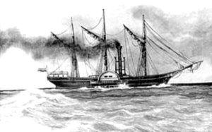 К истории регулярного судоходства на Дунае