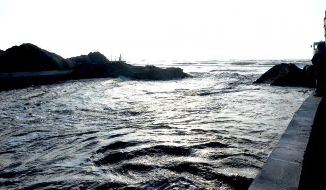 Уровень воды в Тилигульском лимане за 4 месяца после соединения с морем повысился на 70 сантиметров