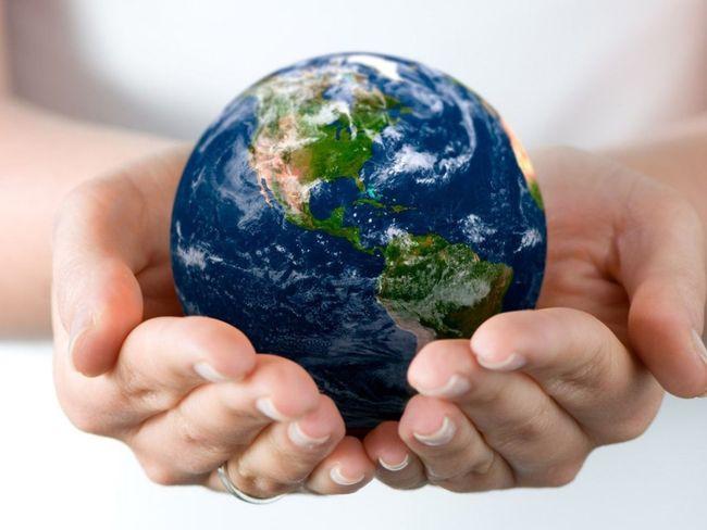 22 апреля - Международный день Матери-Земли
