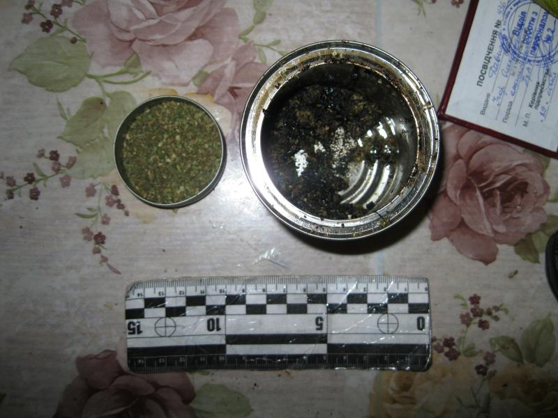 Ещё у трех измаильчан полицейские обнаружили наркотики