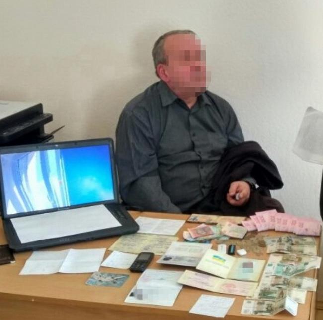 В Киеве задержали шпиона, работавшего на оборону страны-агрессора