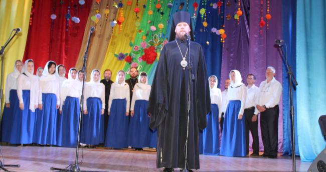Как православный Измаил отмечал в ДК Пасху и наступающий День Победы