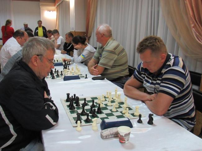 Шахматный турнир в Арцизе: измаильчане не подкачали!