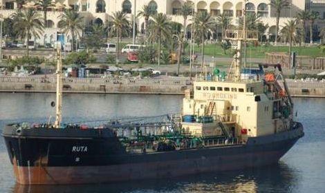 Задержанных в Ливии украинских моряков освободят