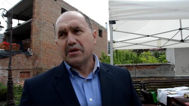 Во Львовской области мэр объявил голодовку