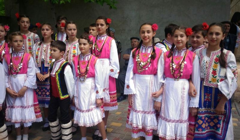Этнофестиваль в Огородном собрал сотни участников со всей Бессарабии