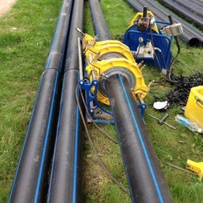 В Крепости построят резервную линию водопровода