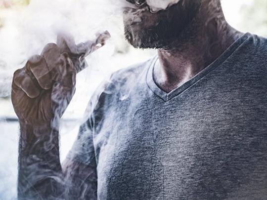 В США зарегистрирована первая смерть от взрыва электронной сигареты
