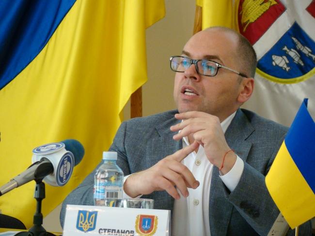Губернатор Одесщины Максим Степанов будет жёстко требовать от местных органов власти обеспечения пожарной безопасности в школах и детских садах