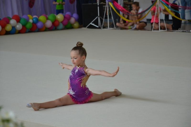 Вверх по радуге: в Измаиле прошёл XVI международный турнир по художественной гимнастике