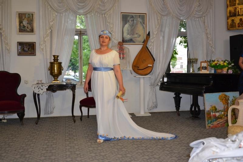 В музее Придунавья в пятницу ночью прикасались к Вечности