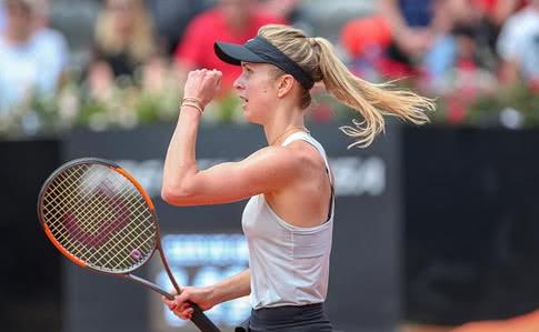 Свитолина выиграла турнир WTA в Риме, обойдя первую ракетку мира