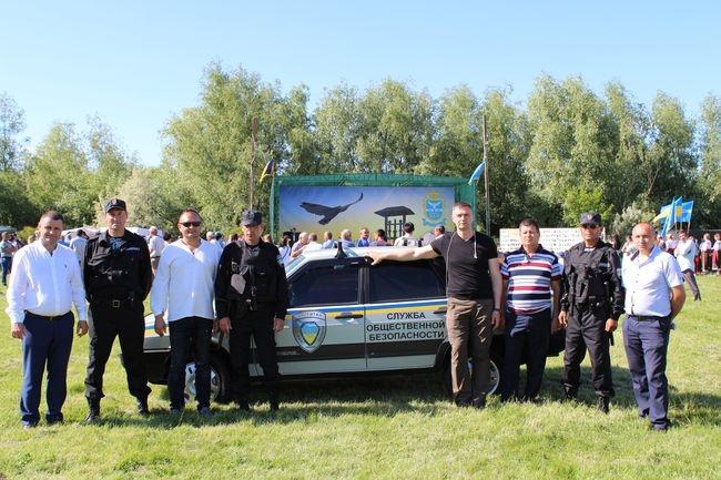 В Орловке создан пункт охраны общественного порядка