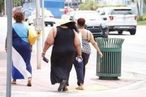 Человечество столкнется с тотальным ожирением к 2045 году