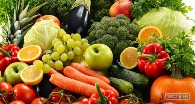 Одесская ОГА хочет ввозить иностранные овощи и фрукты без полноценной фитосанитарной проверки