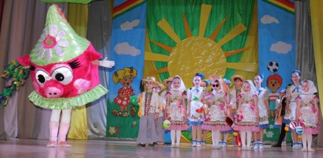 Дети - детям: праздничный концерт в честь собственного любимого праздника