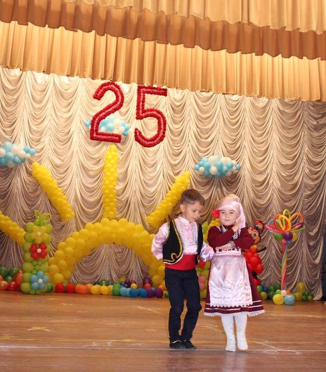 Юбилейный гала-концерт талантливых дошкольников прошёл в Болграде