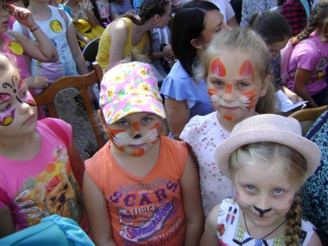 Детский праздник лета, каникул и природы!