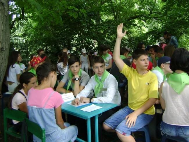 Школьники учатся экономить природные ресурсы