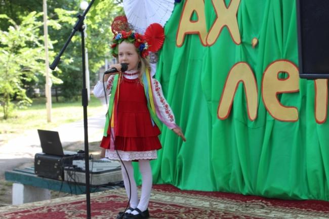 Аншлаг на пленэре в Городском саду: встретить лето каждый рад!