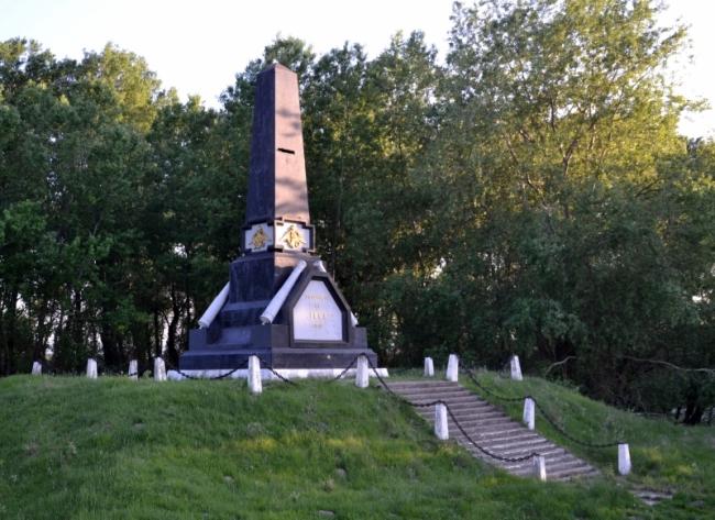 Славный переход через Дунай и покаяние казаков: памятники Бессарабии напомнили о событиях 190-летней давности
