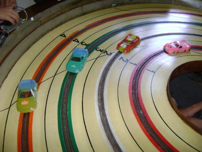 Классная трасса, водители - асы!