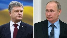 Путин о разговоре с Порошенко: Есть заинтересованность Киева в урегулировании ситуации на Донбассе