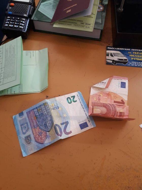 Байкер із Греції пропонував хабаря прикордонникам Ізмаїльського загону та отримав заборону в'їзду на територію України