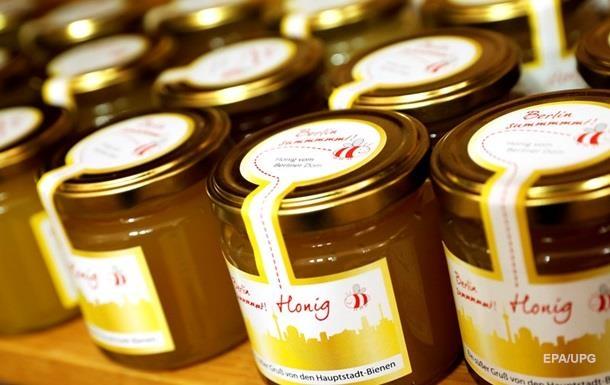 Больше всего украинского мёда покупает Германия