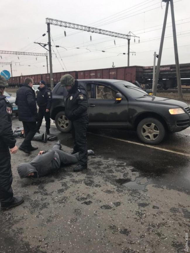 Одесский суд отпустил из СИЗО двух предполагаемых киллеров: полиция считает, что они участники опаснейшей банды