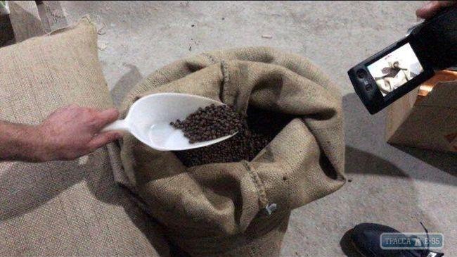 Правоохранители накрыли в Одессе цех по подделке известных марок кофе, масла и стирального порошка