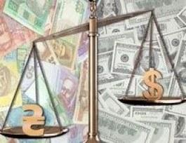 Гривна лидирует по темпам укрепления к доллару - Bloomberg
