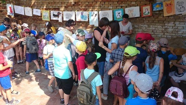 В Килии прошла первая любительская выставка домашних животных