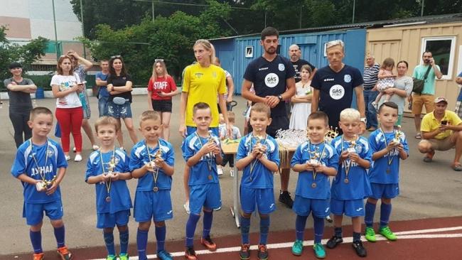 Наши малыши в Черноморске были лучшими