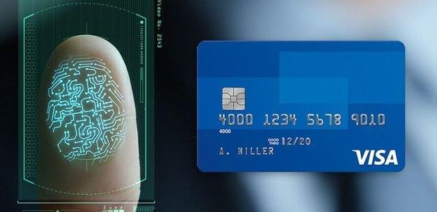 Visa и ПриватБанк запустили в Украине оплату отпечатком пальца
