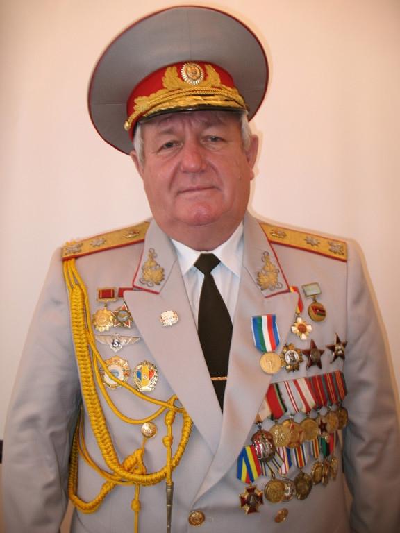 Не стало нашего легендарного генерала Николая Петрика