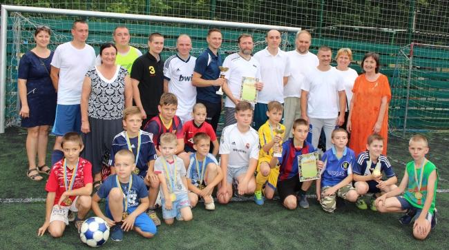 Межприходской турнир по футболу прошёл в День семьи
